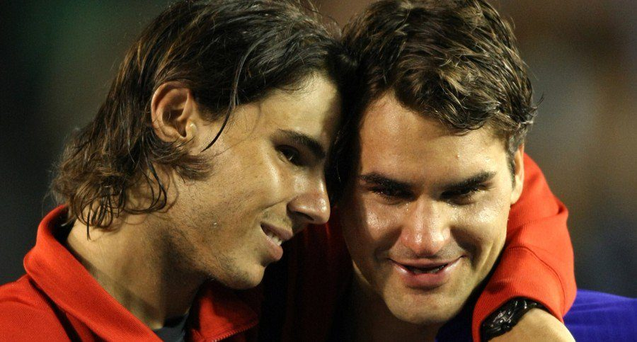 Federer, Nadal withdraw from Rogers Cup