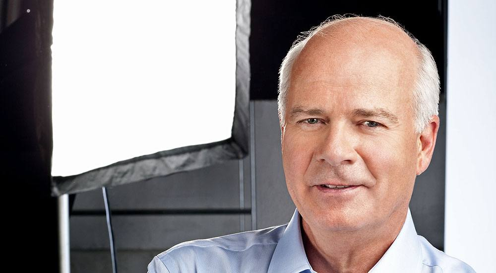 One-on-one with Peter Mansbridge: 'I wasn't going to blow this'