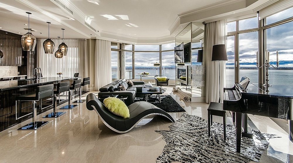Open House: $1,599,000 million luxury penthouse in Verdun