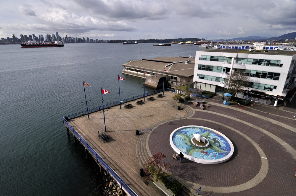 Lonsdale Quay North Vancouver