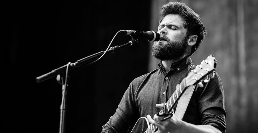Passenger Vancouver 2017 concert at the Orpheum