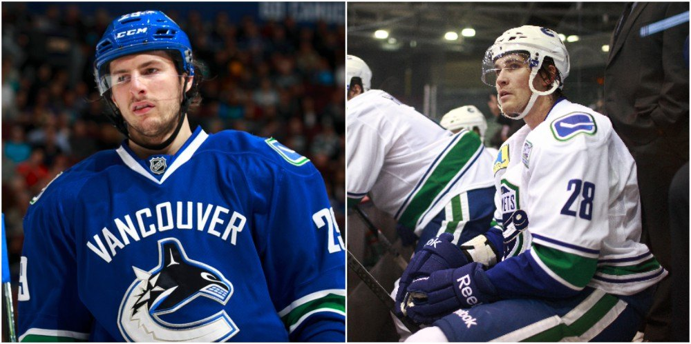 Canucks re-sign Pedan, Grenier to 1-year contracts