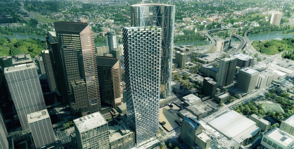 TELUS Sky tower in Calgary to be first LEED Platinum development in the city