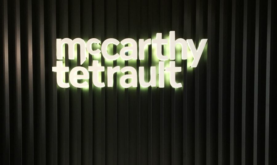 Image: McCarthy Tétrault Vancouver