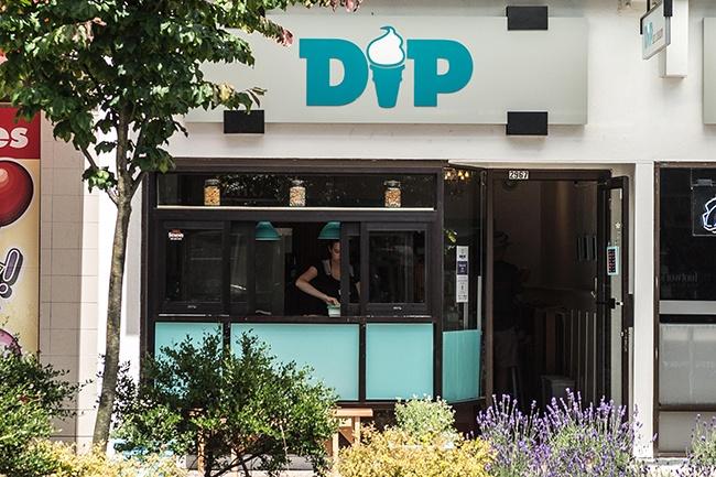 Photo courtesy Dip Ice Cream