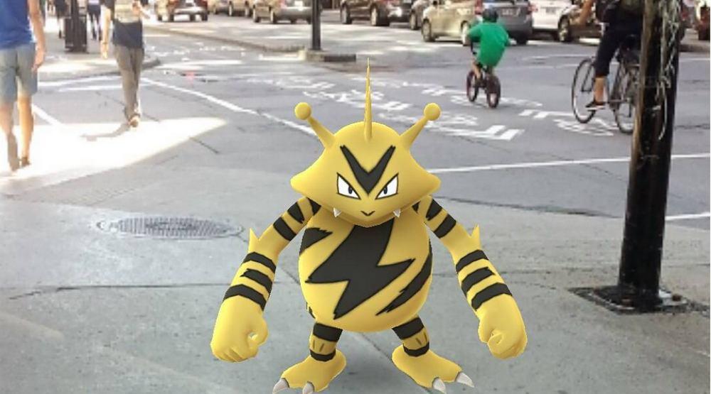 13 photos proving Pokémon Go has taken over Montreal