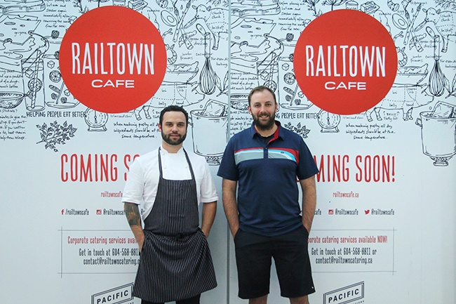 Photo courtesy Railtown Cafe