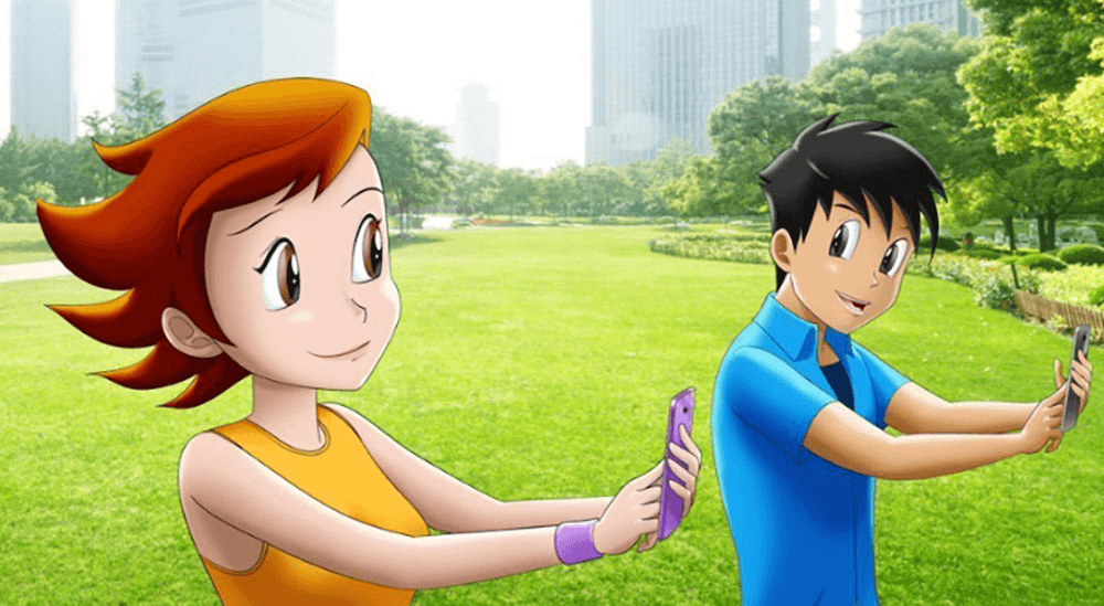 The world has its first Pokémon Go dating service - The