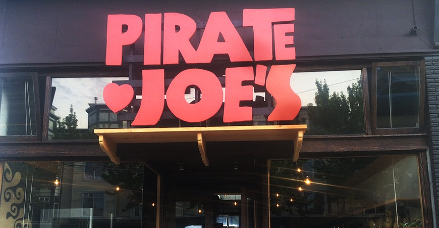 Pirate Joe's sails back into town with new name and even more stock