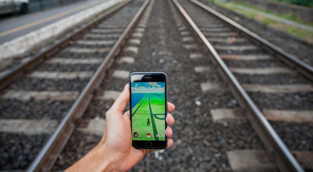 Pokemon go tracks danger