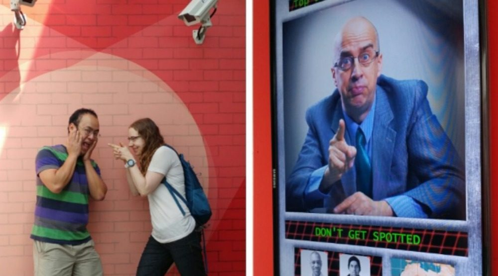 Unleash your inner detective at Science World's Top Secret exhibit