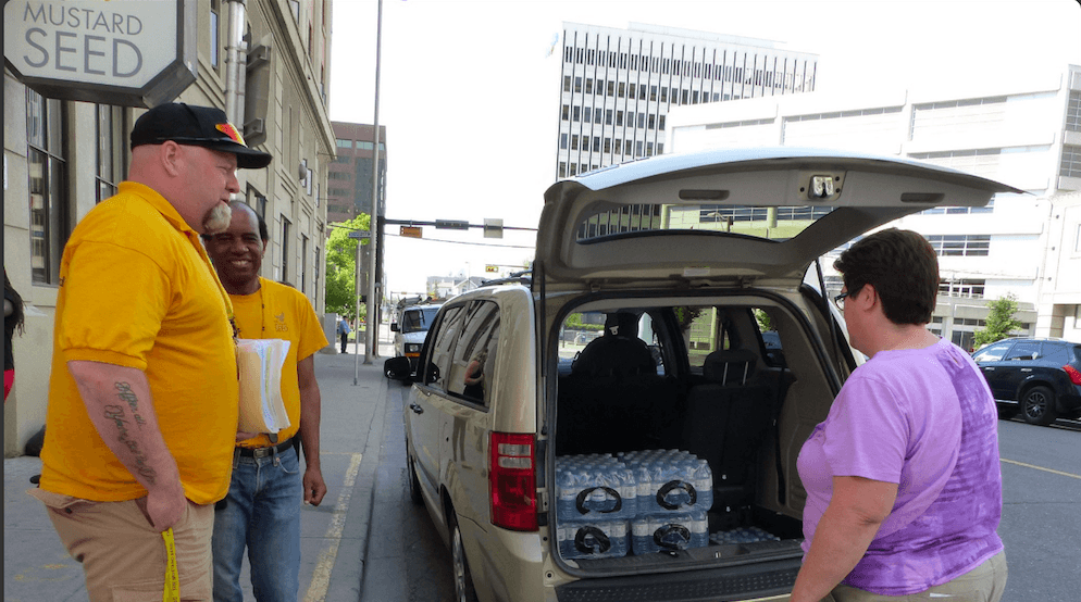 The Mustard Seed is asking Calgarians for essential donation items