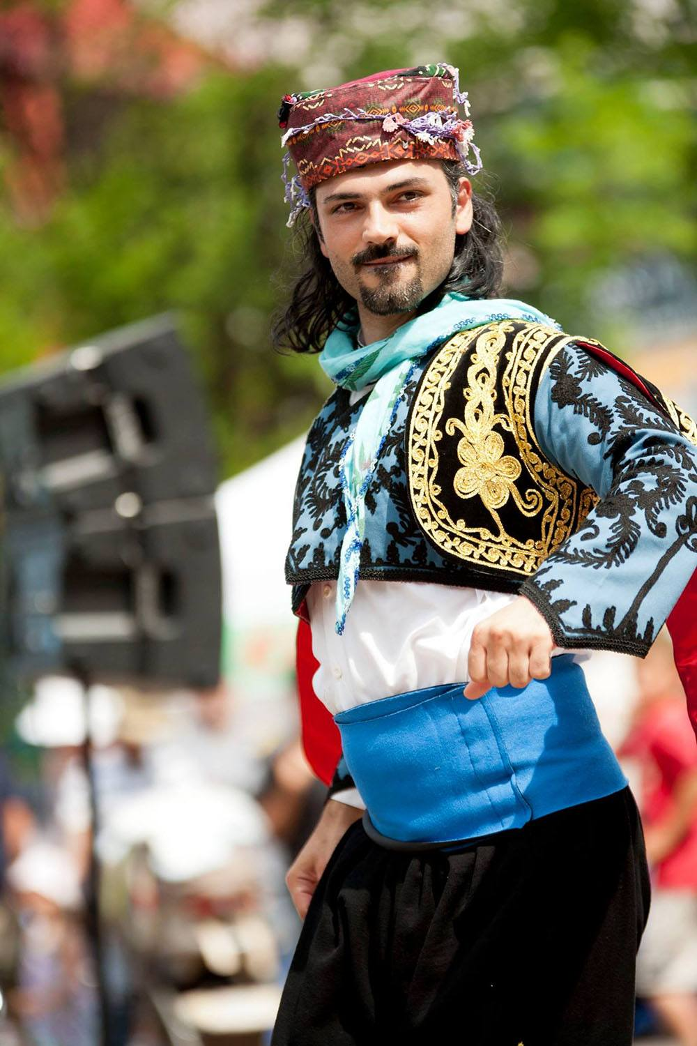 A dancer at Calgary Turkish Festival (Calgary Turkish Festival/Facebook)