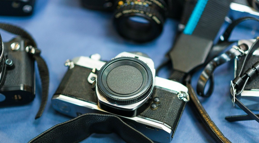 Check out the Vancouver Flea Market's Camera Show this Sunday