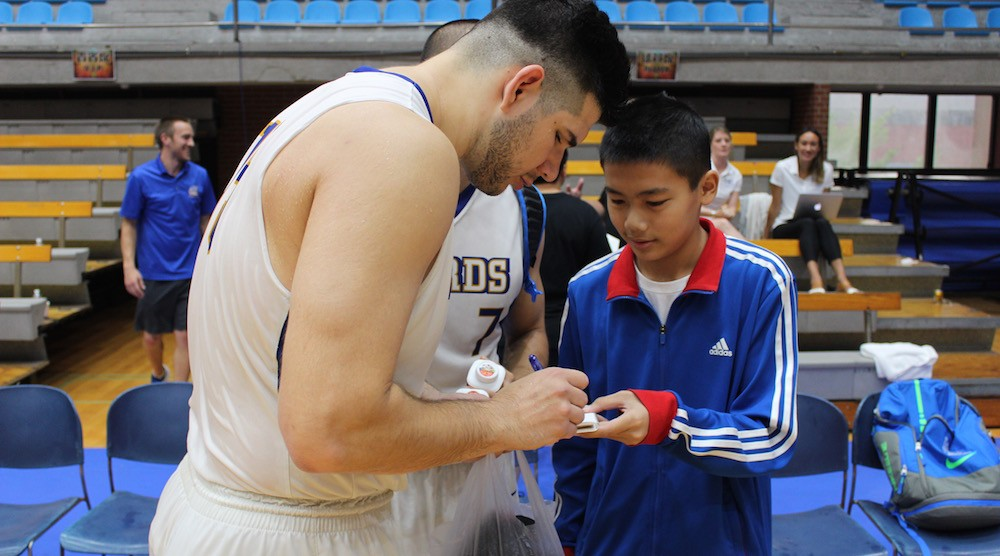 Ubc basketball china