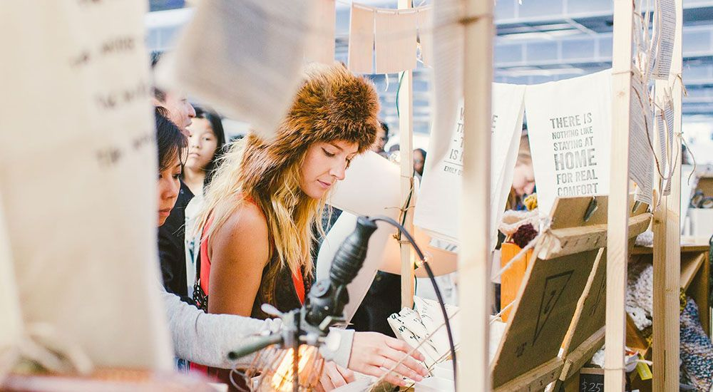 A huge handmade Christmas market is coming to Calgary this month