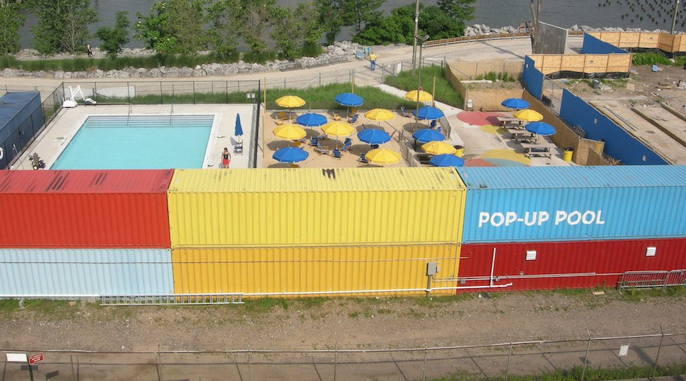pop up swimming pool could be coming to vancouver neighbourhoods daily hive vancouver. Black Bedroom Furniture Sets. Home Design Ideas