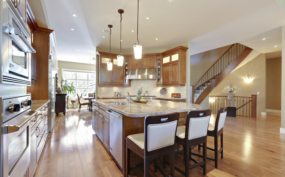 Open House: $1,299,900 million stunning executive villa in Calgary's west side