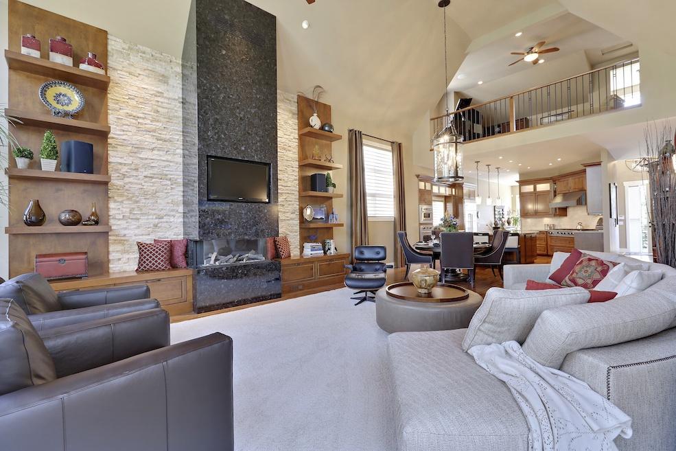 Living room strathcona park