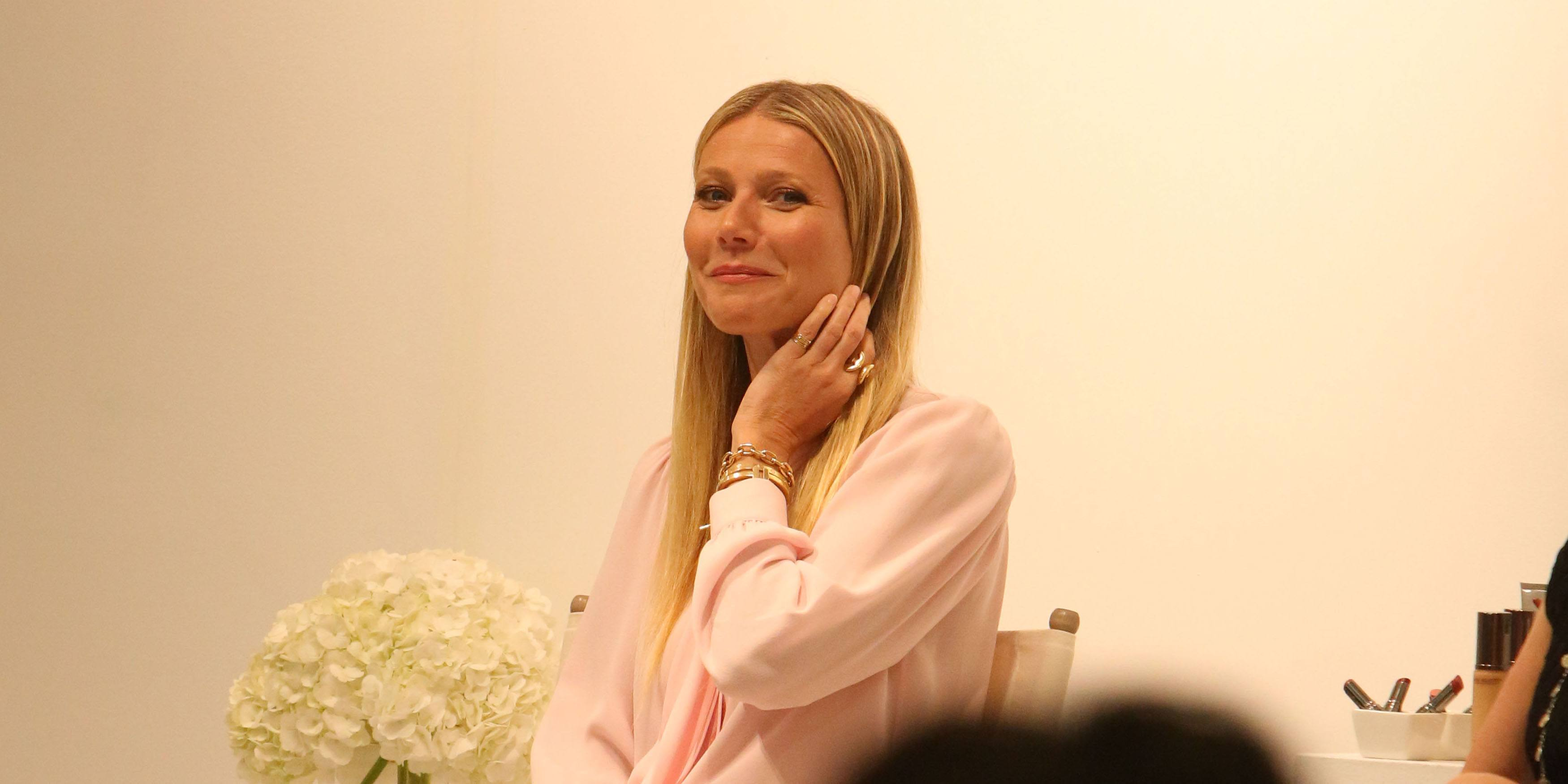 Spotted: Gwyneth Paltrow promotes Juice Beauty in Toronto (PHOTOS)