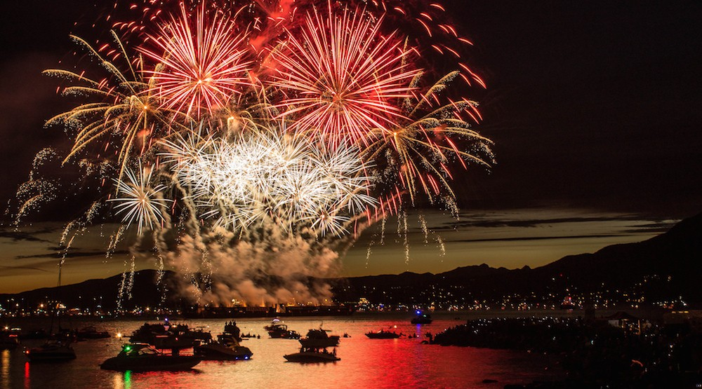 The 2018 Honda Celebration of Light kicks off this weekend