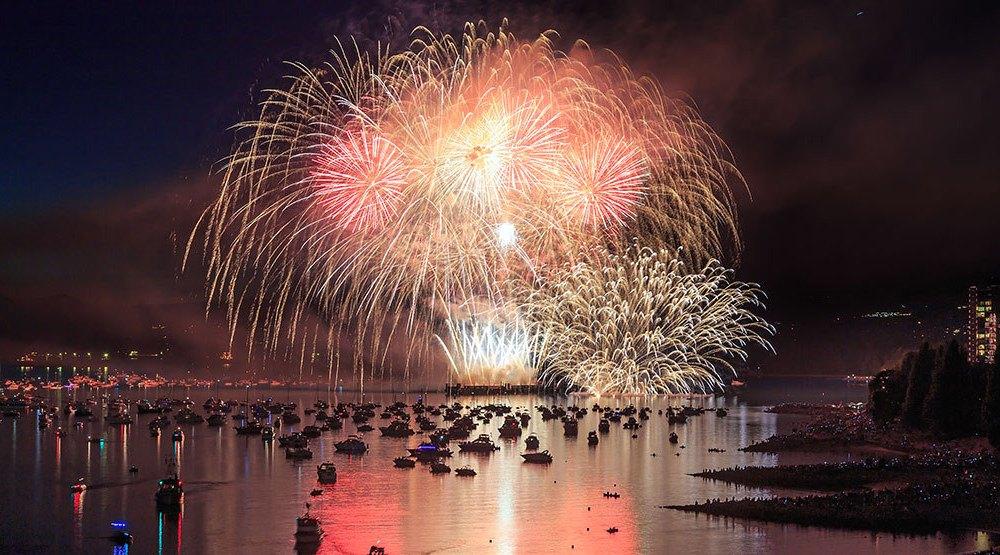How the Honda Celebration of Light fireworks are judged