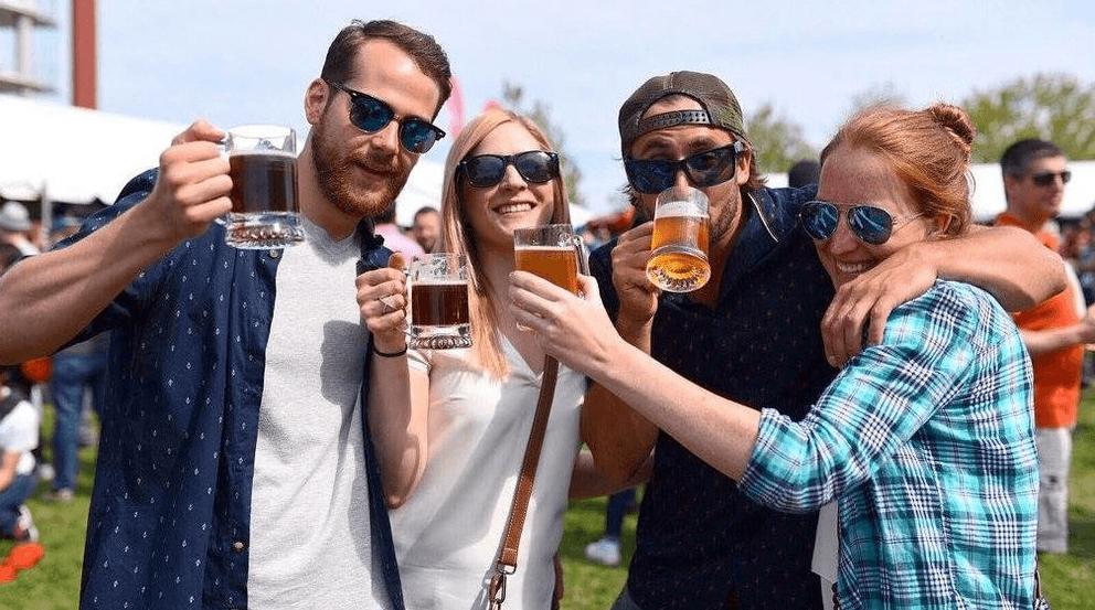 Toronto festival of beer