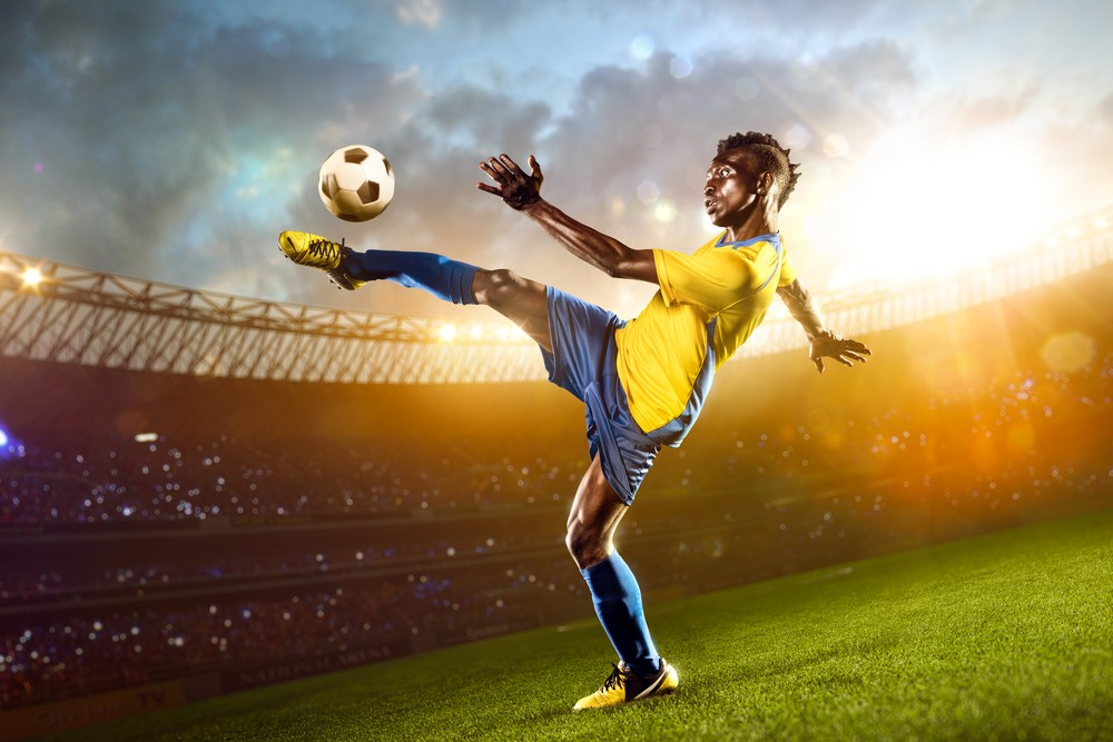 Pictured: probably not you. Soccer / Shutterstock