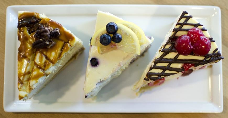 Lisa lous cheesecake vancouver