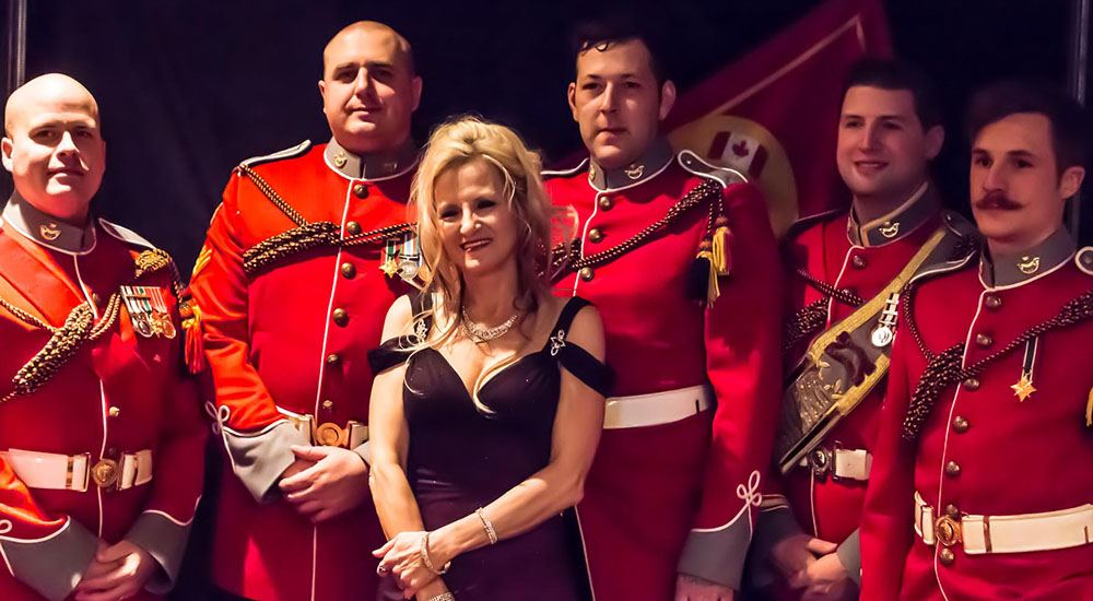 National PTSD Benefit Gala to help Wounded Warriors in Calgary