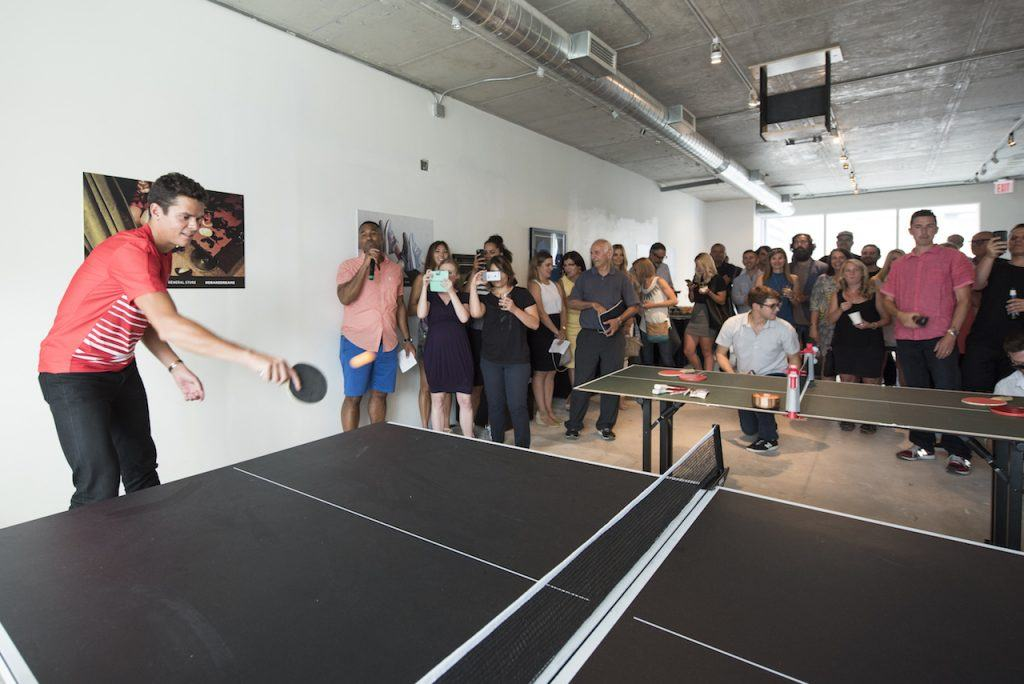 Milos Raonic New Balance Toronto