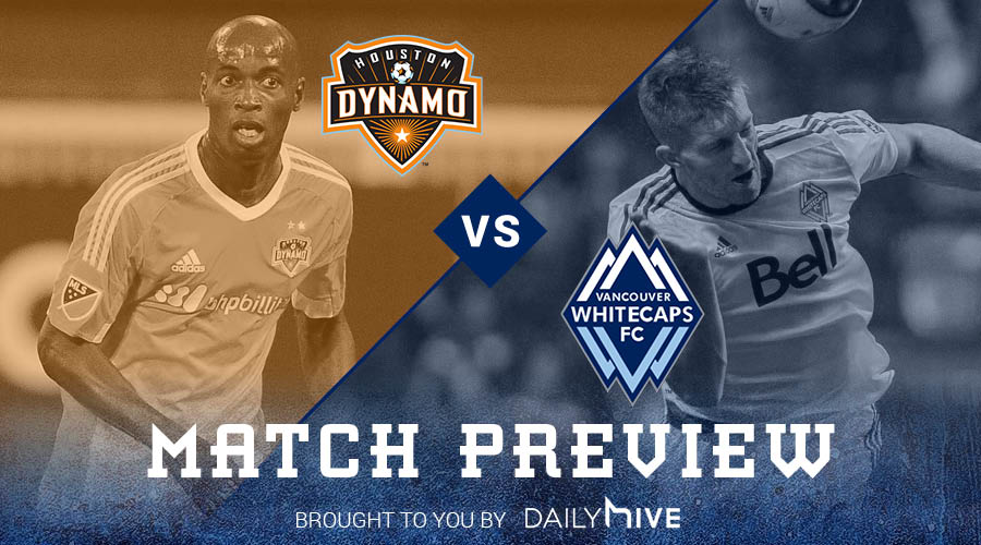 Game Preview: Whitecaps begin extended road trip in Houston
