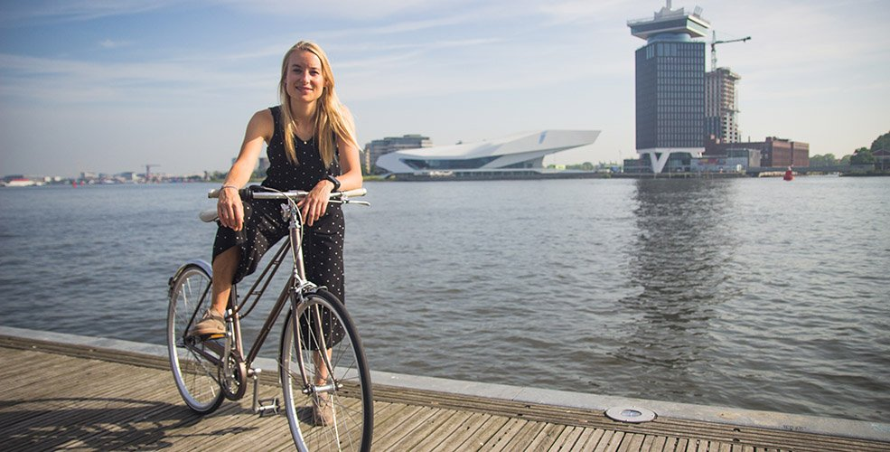 Connecting council with culture: Amsterdam elects world's first Bicycle Mayor