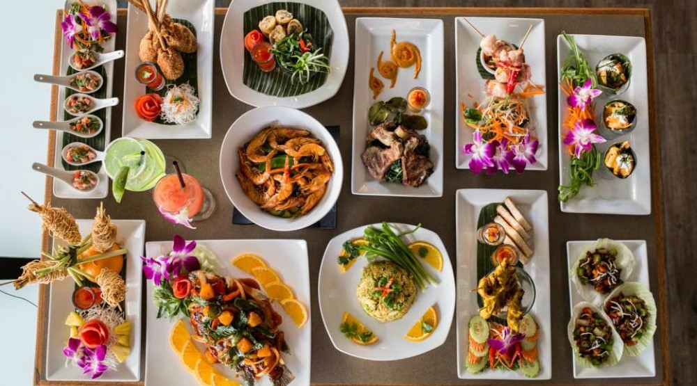 Thai House offers all-you-can-eat weekend lunch