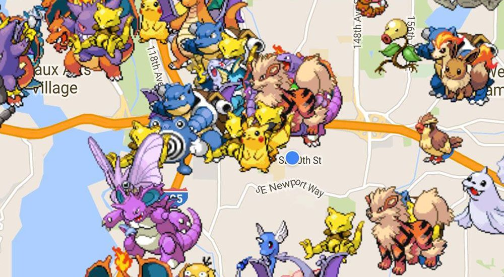 New Pokémon GO Poke Radar app makes no. 2 in iTunes app charts