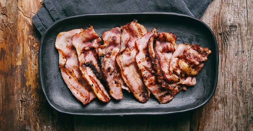 Bacon/Shutterstock
