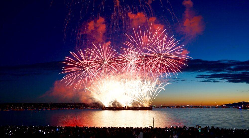 Team Netherlands' stunning Celebration of Light 2016 fireworks show (PHOTOS & VIDEOS)