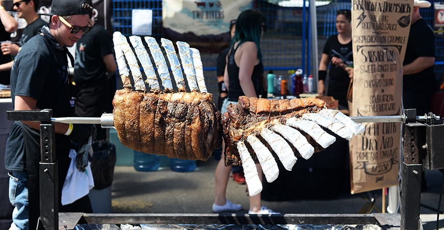 Brewery & the Beast: Meat and beer festival outdoes itself (PHOTOS)