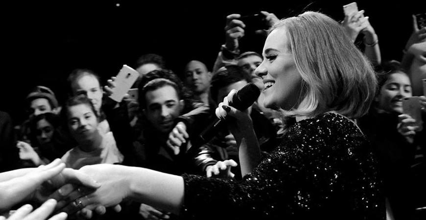 Adele fb
