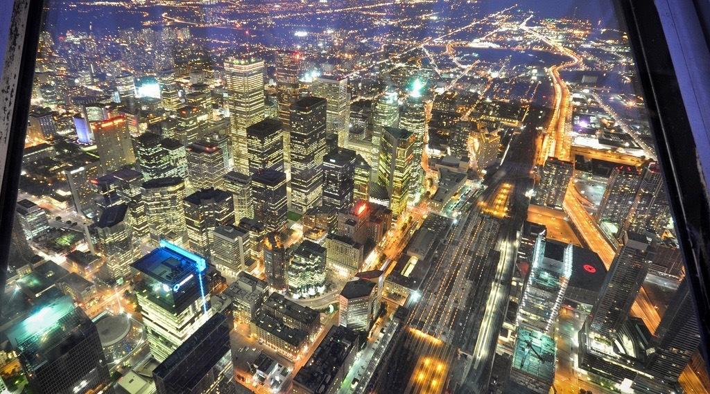 Toronto tech hub