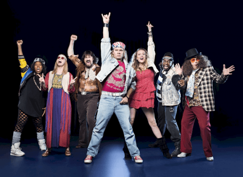 Rock of Ages / Arts Club