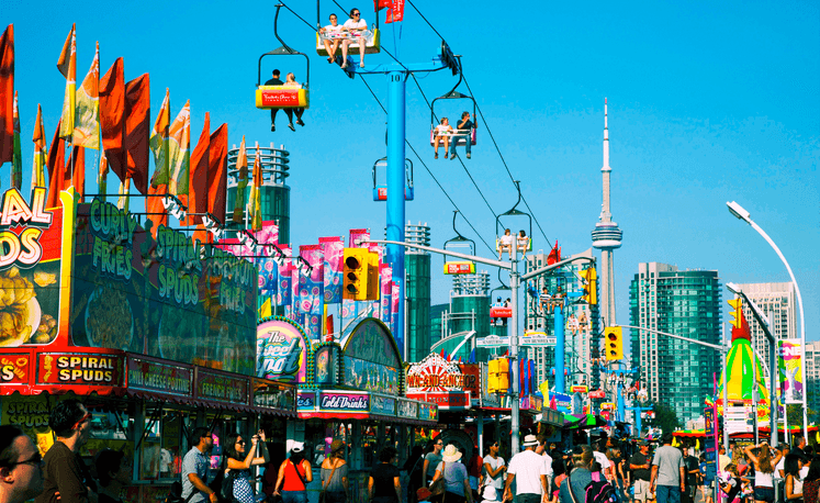 28 events and festivals to check out in Toronto in August
