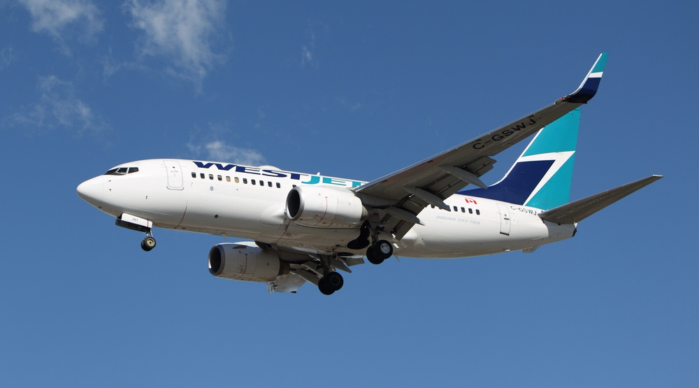 WestJet adds 47 weekly flights to Vancouver International Airport