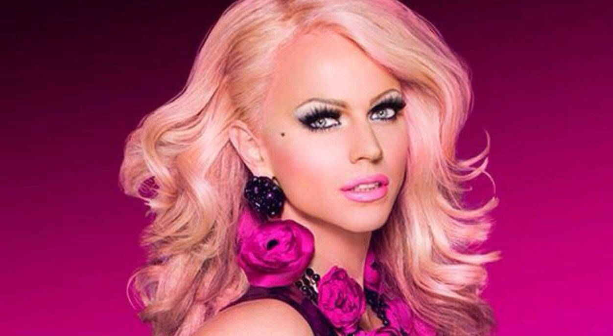 Courtney act on rupauls drag race facebook