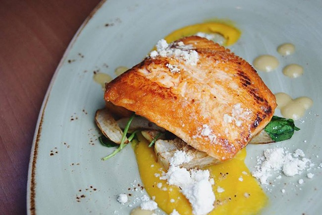 Yew seafood + Bar/Facebook