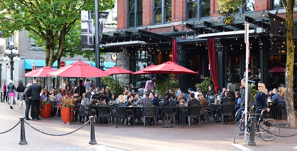 Eat Your Lunch Out: 14 patio lunch spots in Vancouver
