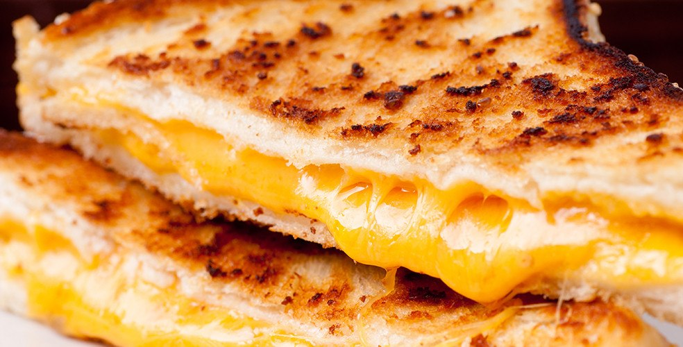 There's a huge Grilled Cheese Challenge in Toronto this weekend