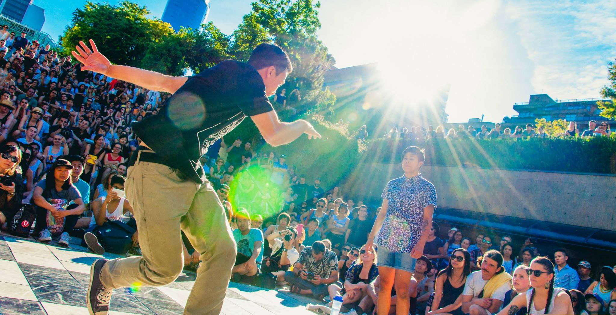 Vancouver's 5th annual Street Dance Festival returns this weekend