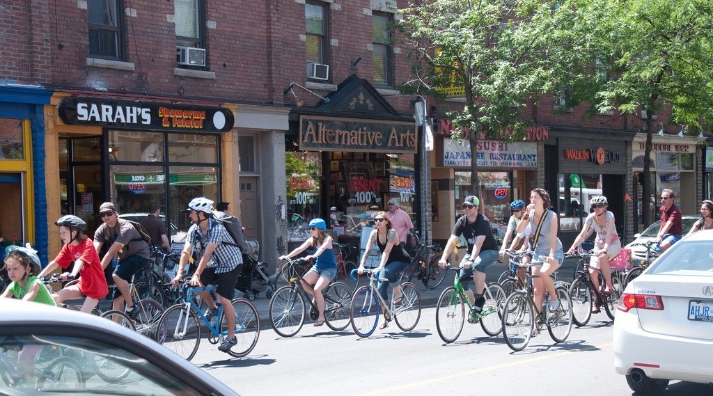 Bloor Street bike lanes to be installed in first half of August