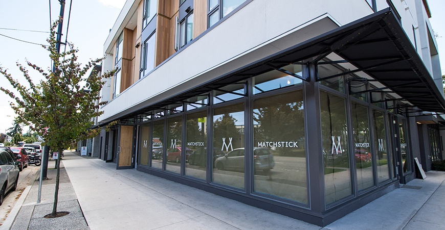 Matchstick Coffee Roasters' third Vancouver location opening soon